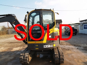 Volvo - ECR58 Plus SOLD